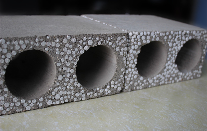 DQ EPS Cement Hollow Panel